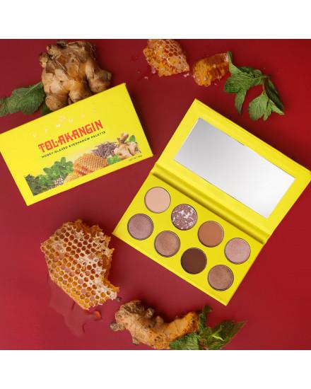 Upmost X Tolak Angin Honey Glazed Eyeshadow Palette (FREE STICKER)